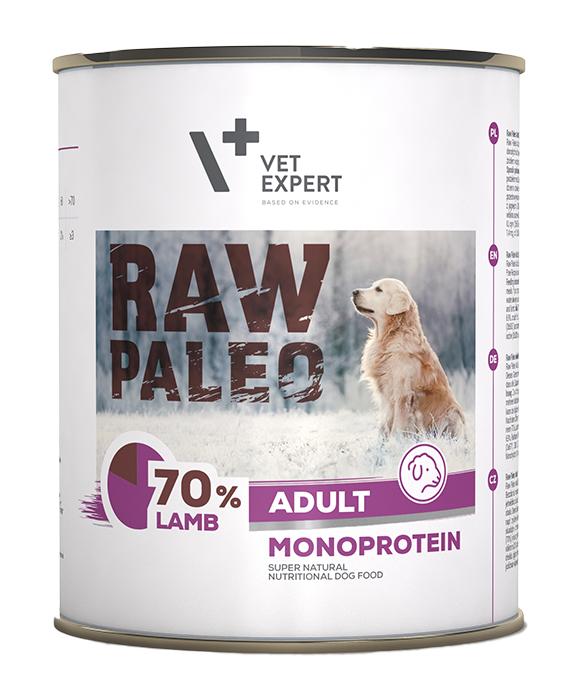 5902414203945 Raw Paleo karma mokra dla psa