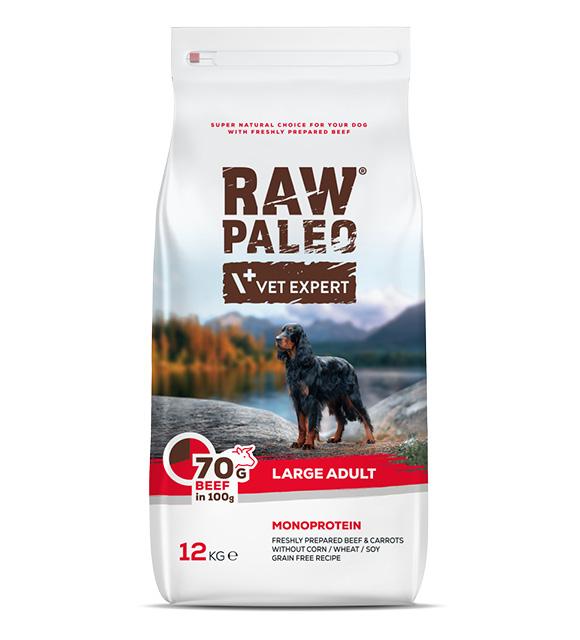 5902414204324 raw paleo large adult sucha karma dla psa