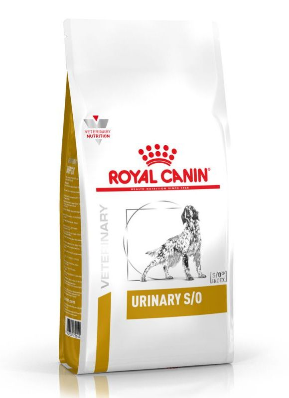 ROYAL CANIN VETERINARY DIET CANINE URINARY S/O LP 18