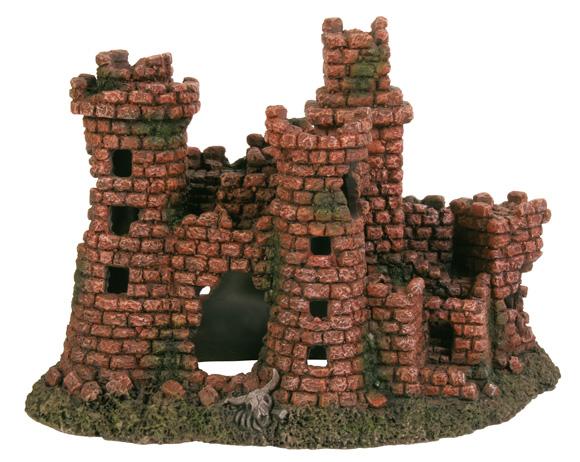 4011905088044 trixie ozdoba do akwarium ruiny zamku