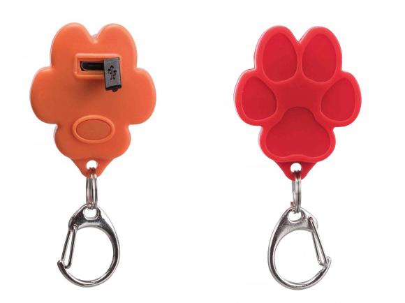 4011905134499 trixie zawieszka świecąca dla psa