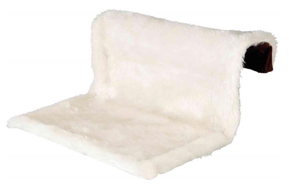 4011905431413 trixie legowisko dla kota pluszowe na kaloryfer