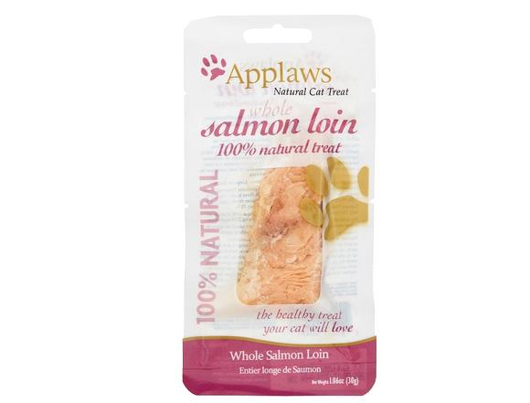 5060481893138  przysmak Applaws polędwiczka z łososia dla kota