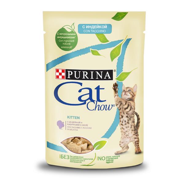 7613036230674 cat chow kitten mokra karma dla kociąt