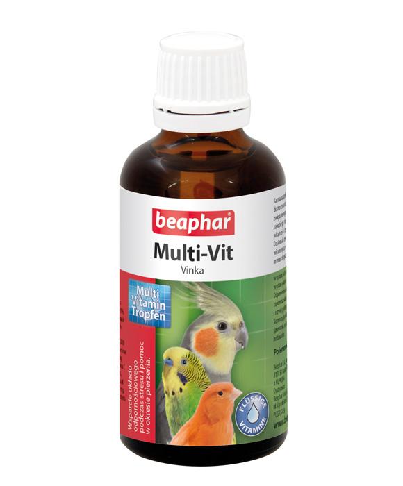8711231116928 beaphar witaminy dla ptakow