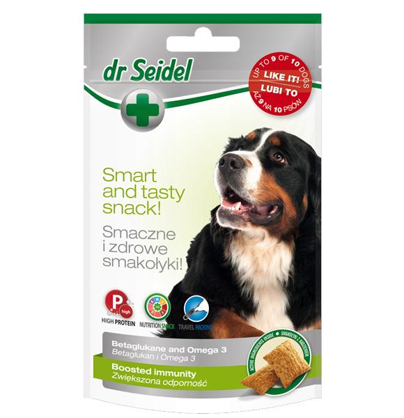 5901742001186 dr seidel przysmaki dla psa, na odporność