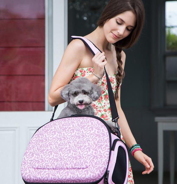 Ibiyaya torba transportowa dla psa 4715243342683
