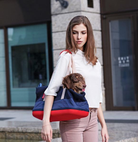 Ibiyaya torba transportowa dla psa i kota 4715243343086