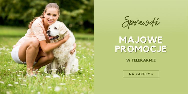 Majowe promocje w Telekarmie