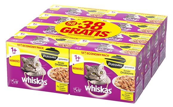 5900951274787 whiskas karma dla kota