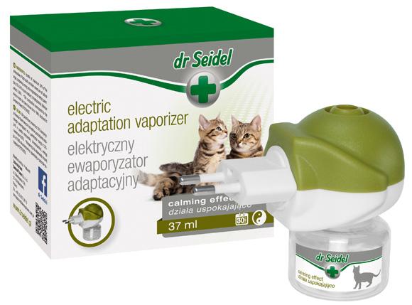 5901742001438 Dr Seidel ewaporyzator adaptacyjny dla kota