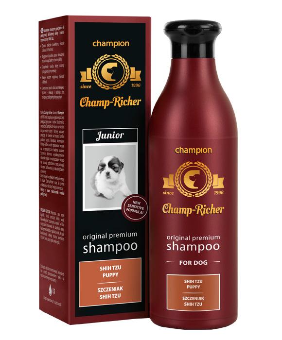 5901742070649 Szampon Champ-Richer dla szczeniaka shih tzu