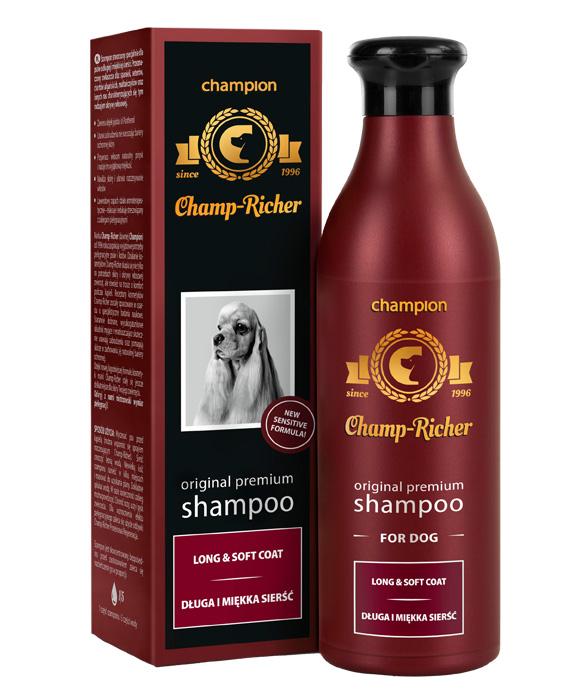 5901742070663 CHAMP RICHER szampon dla psa siesc dluga miekka