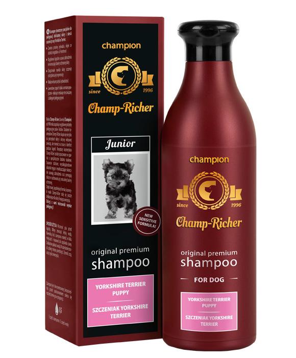 5901742070700 Szampon Champ-Richer dla szczeniaka yorka