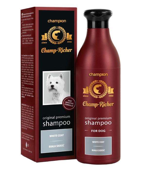 5901742070748 CHAMP RICHER szampon dla psa siesc biala