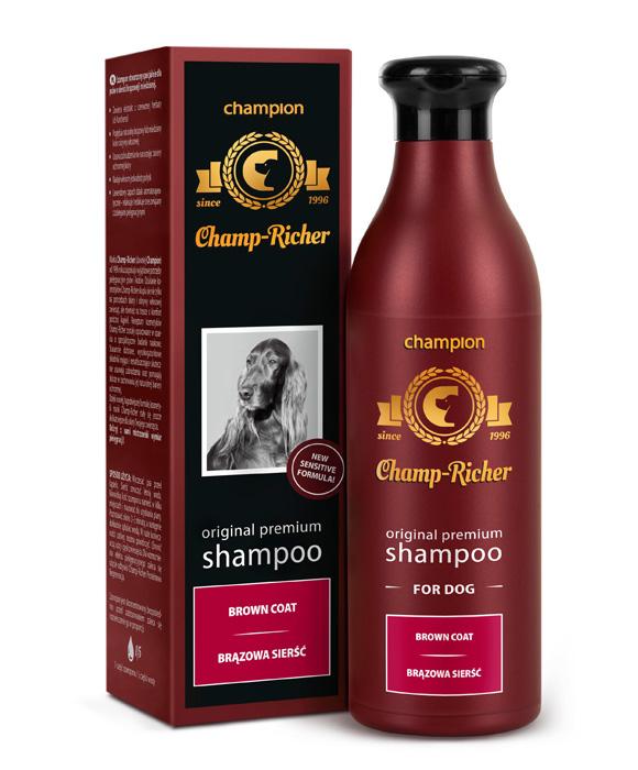 5901742070762 CHAMP RICHER szampon dla psa