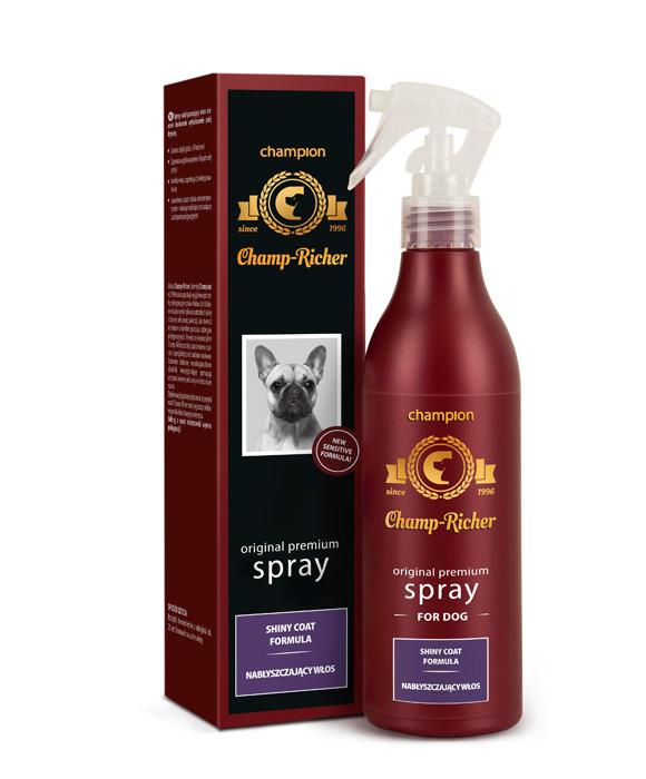 5901742070847 CHAMP RICHER spray do wlosow dla psa