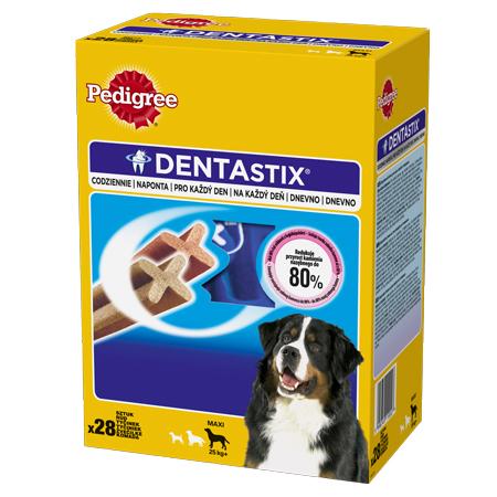 pedigree dentastix dla psów ras dużych