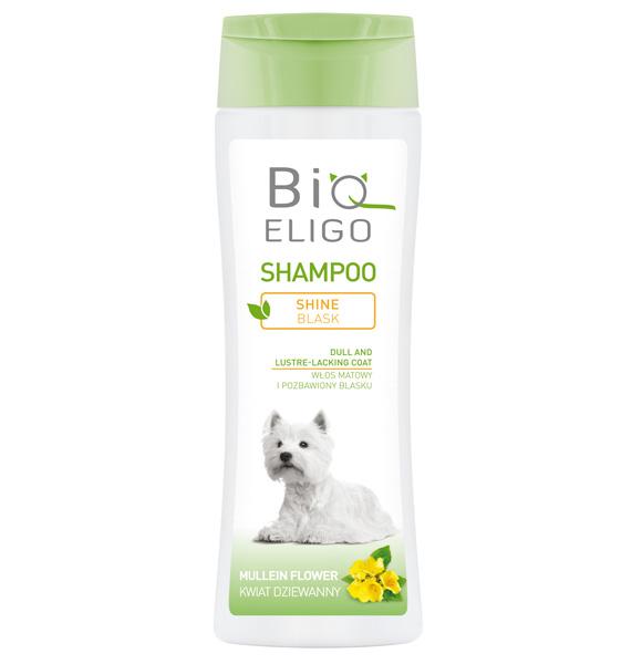 BioEligo szampon dla psa do włosów matowych i pozbawionych blasku