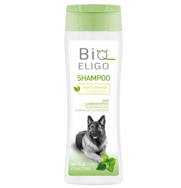 BioEligo szampon dla psa - głebokie oczyszczenie