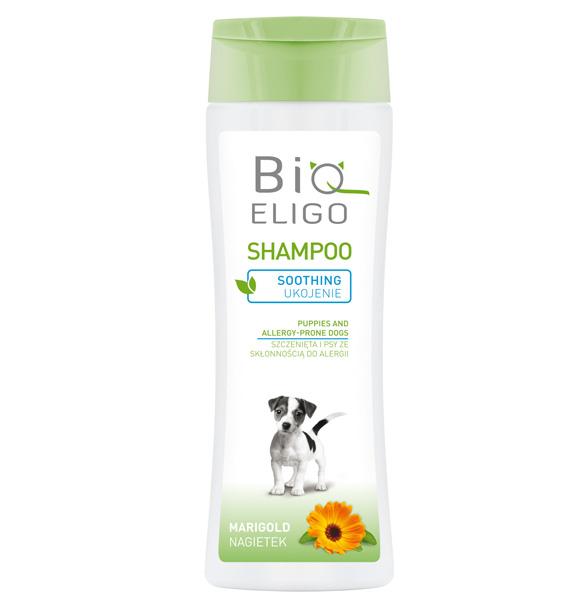 BioEligo szampon dla psa do delikatnej skóry ,skłonnej do alergii