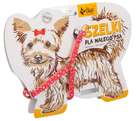 dingo America Kalifornia szelki dla małego psa