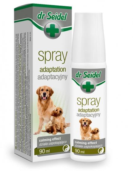 dr seidel spray adaptacyjny dla psa