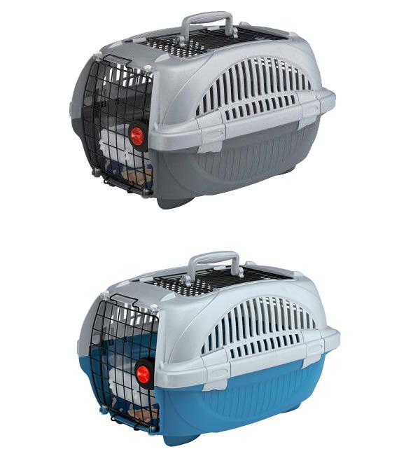 ferplast atlas open delux transporter dla psa i kota