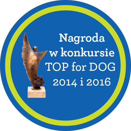 FURminator - nagroda Top For Dog