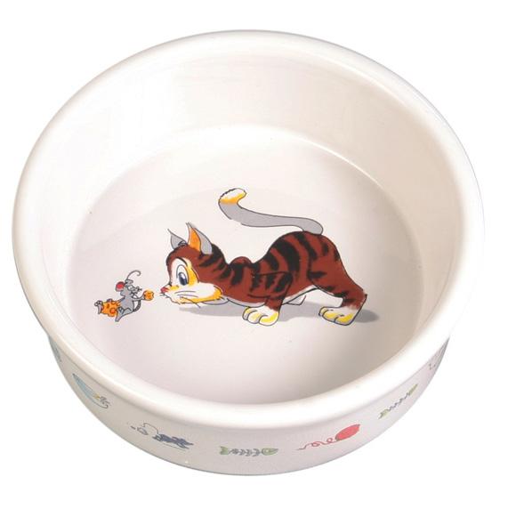 4011905040073 Trixie ceramiczna miska dla kota