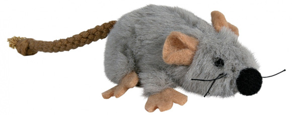 4011905457352 trixie myszka z kocimiętką dla kota