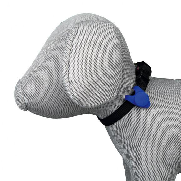 Trixie swiecąca silikonowa zawieszka dla psa