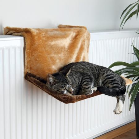 trixie legowisko na grzejnik dla kota