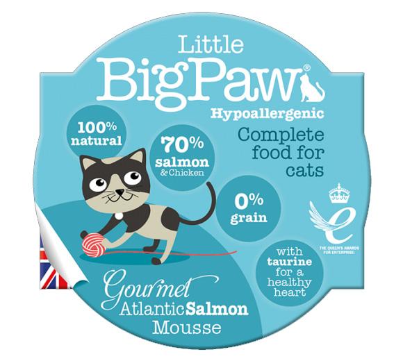 5060251320376 Little BigPaw hipoalergiczna karma dla kota