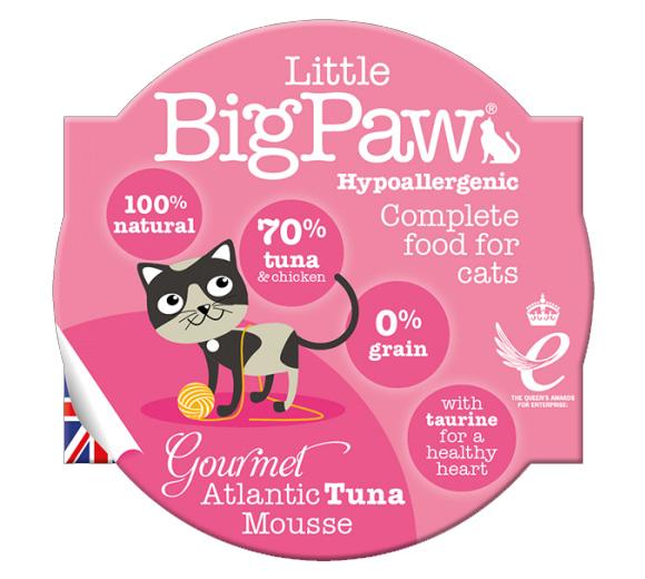 5060251320505 Little BigPaw hipoalergiczna karma dla kota