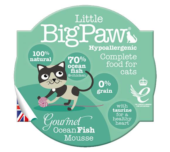 5060251320512 Little BigPaw hipoalergiczna karma dla kota