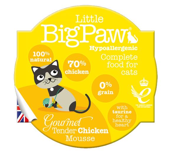 5060251320529 Little BigPaw hipoalergiczna karma dla kota