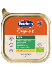 BUTCHERS ORGANIC LIGHT KARMA DLA KOTA
