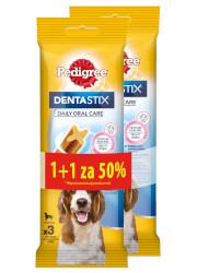 PEDIGREE DENTASTIX 77g promocja 1+1 za pół ceny