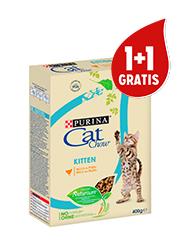 CAT CHOW KITTEN Z KURCZAKIEM