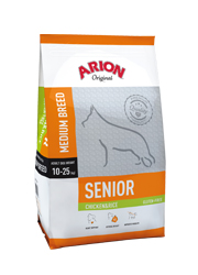 ARION ORIGINAL SENIOR MEDIUM CHICKEN & RICE