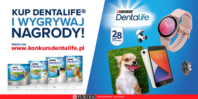 Purina Dentalife - strona główna