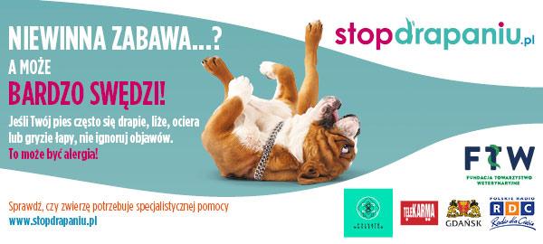 Kampania społeczna Stop drapaniu