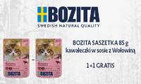 bozita dla kota 1+1 baner boczny
