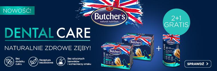 Butchers Dental promocja - strona kategorii