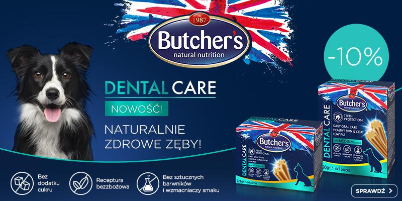 Butchers Dental promocja -10%- strona główna