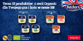 butchers organic 10+5 gratis baner boczny
