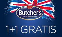 Butchers 1+1 przysmaki  - baner boczny