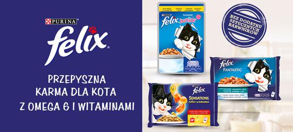 felix karma dla kota baner główny