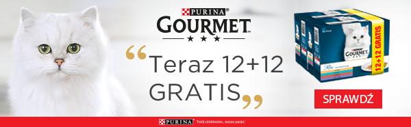 gourmet perle 12+12 gratis strona kategorii mokre dla kota